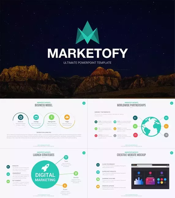 Whats the best powerpoint template quora marketofy its one of the best powerpoint designs created in the 2016 its perfect to show your ideas and most of all its easy to edit toneelgroepblik Image collections