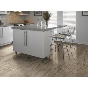 The Other Answer Stated That Vinyl Flooring Is Not As Good Because It Plastic In My Experience This A Thing Negative LVP Waterproof