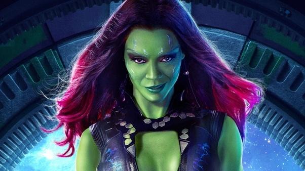 Guardians of the Galaxy- Gamora by GarnetFX on DeviantArt