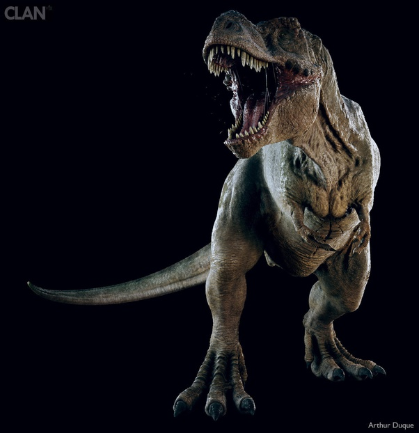 scădere în greutate t-rex)