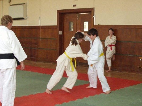 Judo dating advice