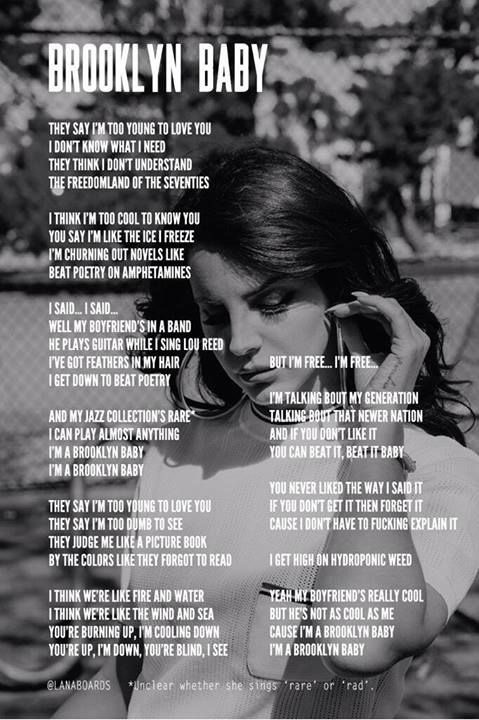 What Are The Best Lana Del Rey Songs Quora