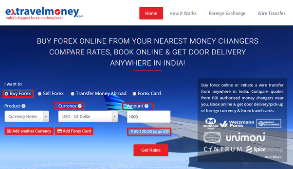 Buy forex chennai