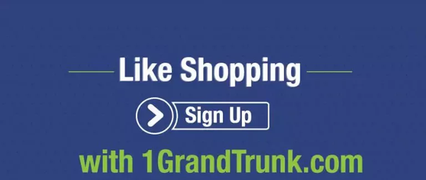 93c2efe8347d9 Like the legendary Grand Trunk Road (ancient trade route), we help people  to shop & transport goods internationally, ...