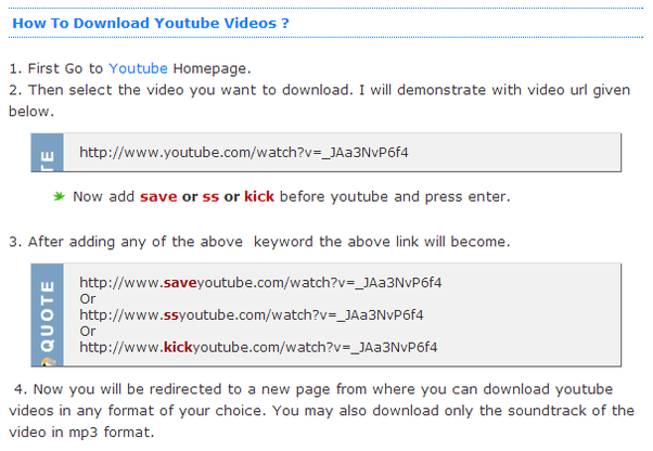 What are the safe ways to download videos from youtube to the pc as download youtube videos without any software ccuart Gallery