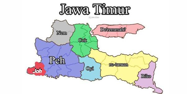 Apa menurutmu tentang perbedaan bahasa Jawa Timur dan ...