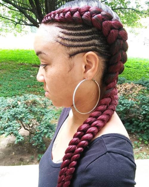 Why can't white people wear braids? Why is it considered cultural