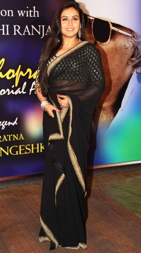 Which Type Of Silk Saree Draping Is Best For Fat Girls