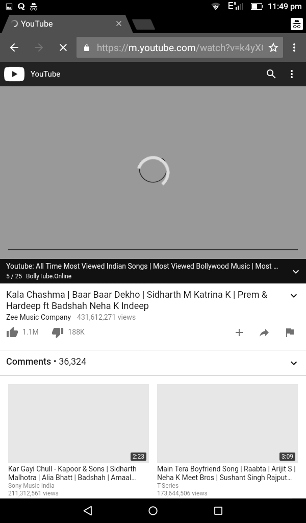 What are the most viewed Indian videos on YouTube? - Quora