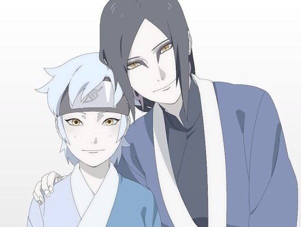 who is the mother of mitsuki from boruto quora