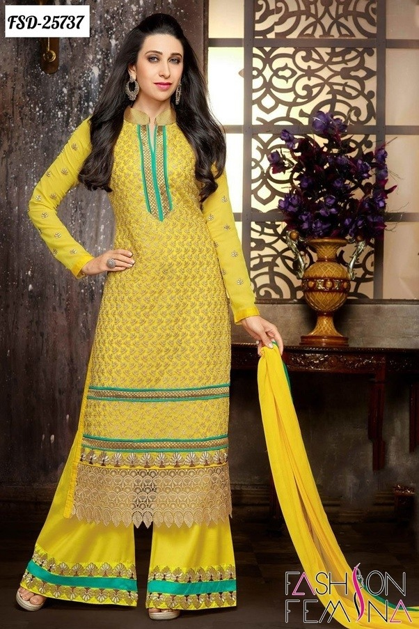 What are some trending traditional indo western dresses to for What to wear to a wedding besides a dress
