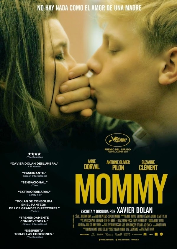 Which are the 5 best movies one must watch quora mommy2014 mommy is a 2014 canadian drama film about a violent teenager its in french language score of movie is just awesome publicscrutiny Image collections