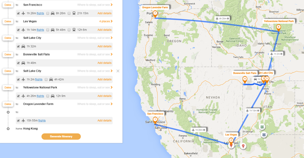 Is There A Way To Send A Route To A Friend Via Waze Or Google Maps - Google maps oregon