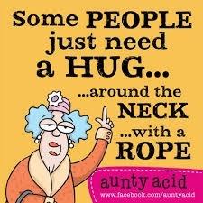 Need aunty