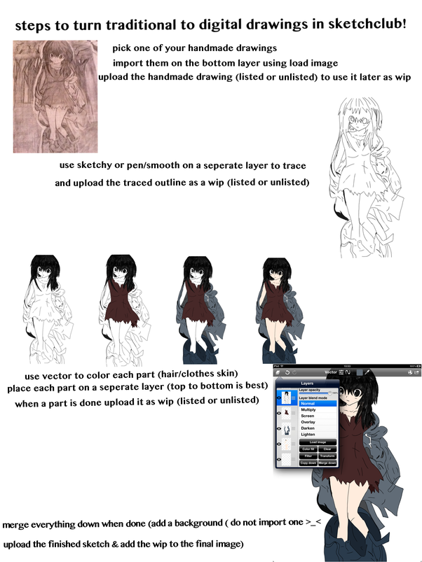 How To Scan Drawings On My Mobile And Turn It Into Digital