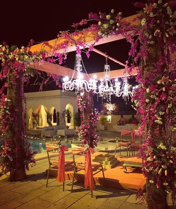 Where can i find the best wedding decorators quora you can hire the best wedding and elegant wedding decorators from weddingdoers and make your wedding extra special with the indian wedding reception junglespirit Image collections