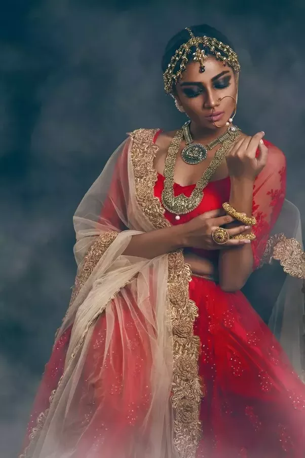 Numerous Hindi Films Have Presented Varied Representations Of The Indian Bride Replete With All Her Traditional Charm Beauty And Beautification