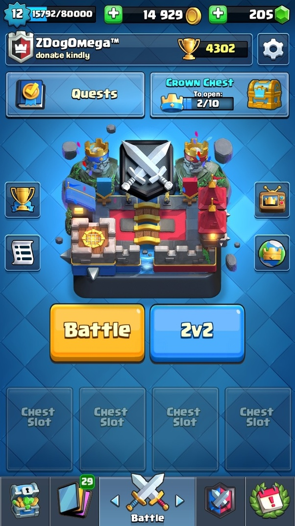 What Is Your Favorite Card In Clash Royale Quora