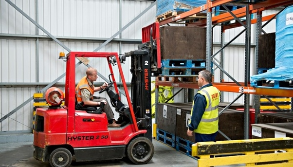 How To Get A Forklift Operator Job Quora