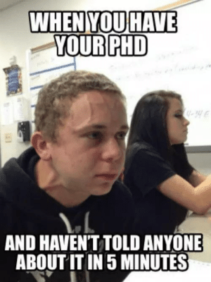 What Are Some Of The Best Phd Memes Quora