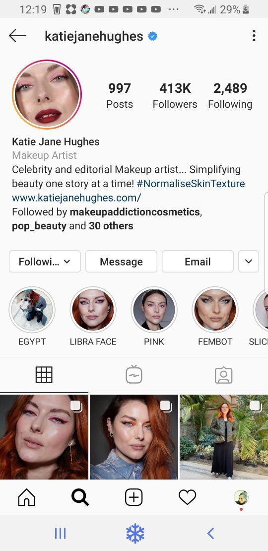 Makeup Artist Names For Instagram