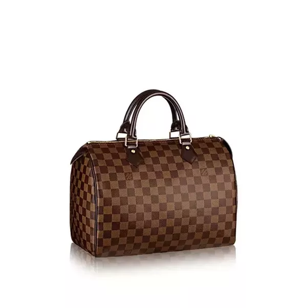 I Personally Prefer This Bag In The Damier Ebene Print Because Vachetta On Other Two Prints Is Too High Maintenance For My Taste