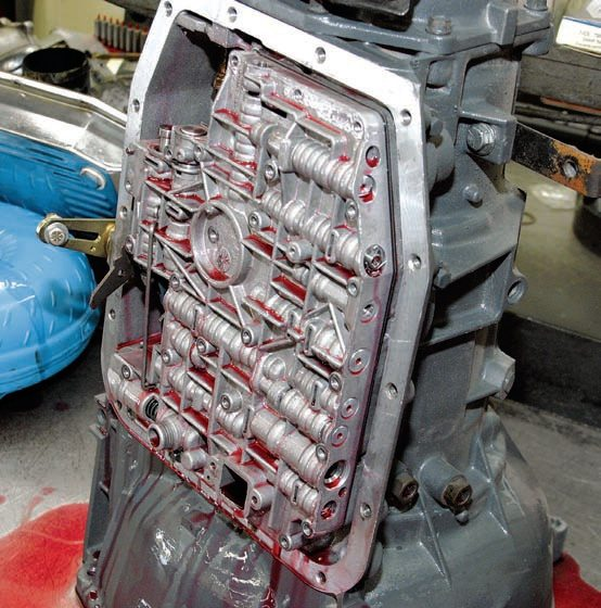 In An Automatic Transmission  Is It Computers That Know