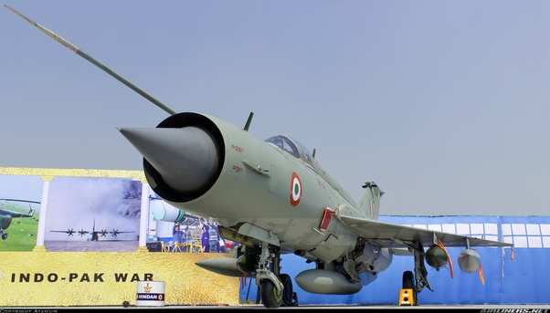 Why hasn't the IAF retired the MiG 21 yet, even though it is