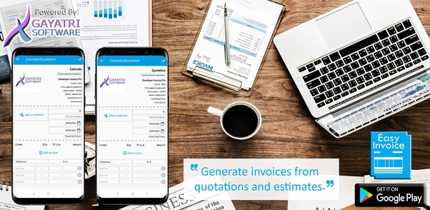 Which Are The Best Apps For Invoice Making Quora - Invoice software multiple companies
