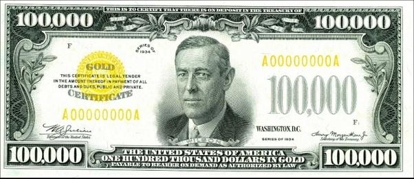 Is a 50 US dollar bill series 2009 still valid? - Quora