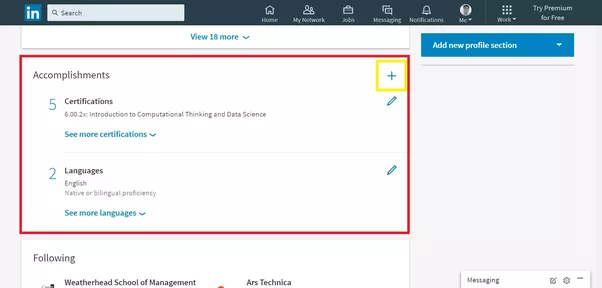 How to post my Coursera and Udemy certificates in LinkedIn - Quora
