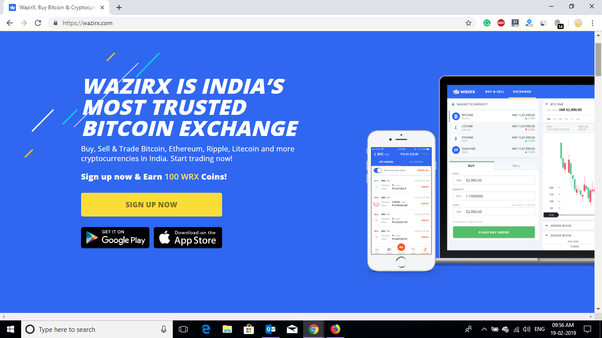 how to invest in cryptocurrency in india quora