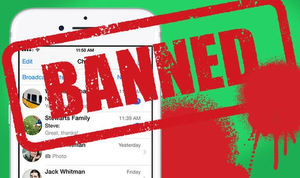 I have been banned on WhatsApp  How do I get unbanned? - Quora