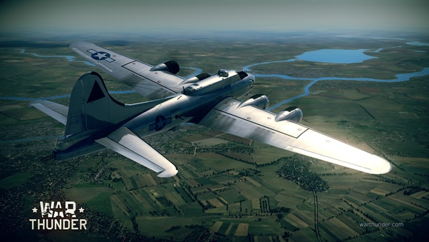 War Thunder Biggest Plane