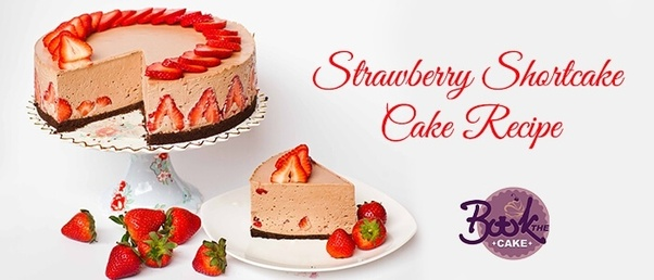 How To Decorate Cakes With Strawberries Quora