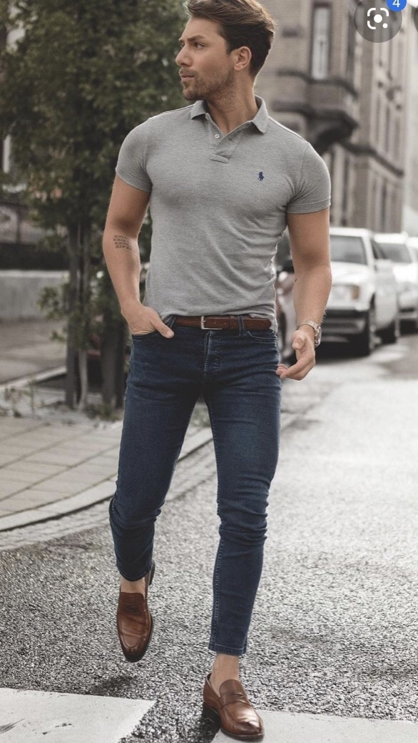 What pants do you wear with a polo? - Quora