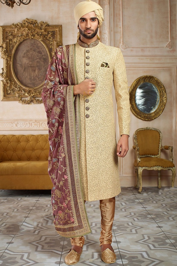 31c40d45f0 Where can I get a good Sherwani from in Karachi for my Wedding? - Quora
