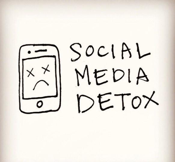 What counts in a social media detox? - Quora