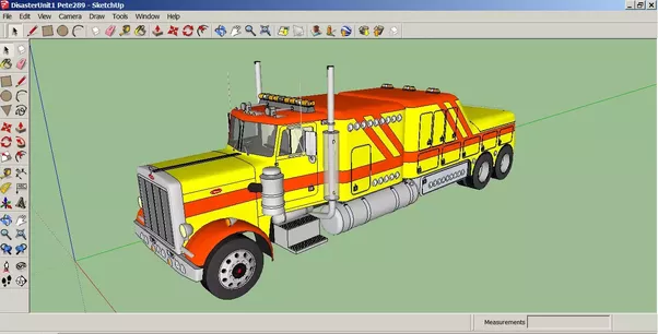 Is sketchup good for modelling vehicles such as cars airplanes and if you can imagine you can model it once you know the program and the tricks the only real limit i can think of would be if youre running an old malvernweather Choice Image