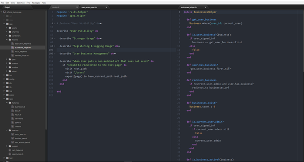 Why choose the Atom editor over Visual Studio Code in 2018? - Quora
