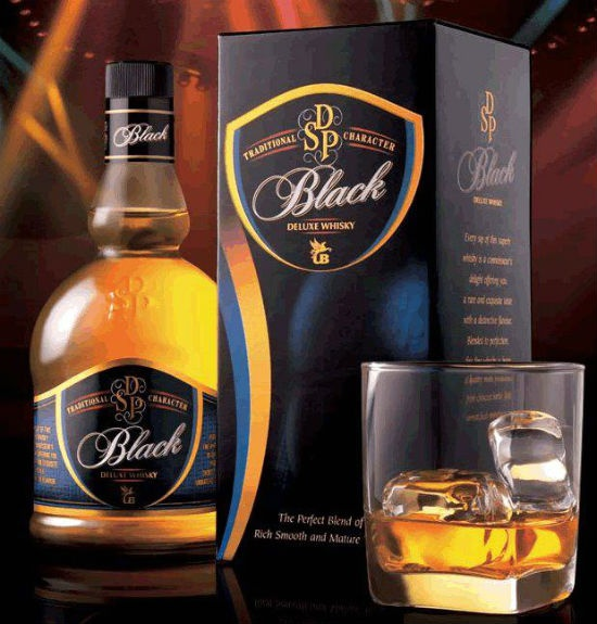 Which brands of whiskey are amongst the most popular in