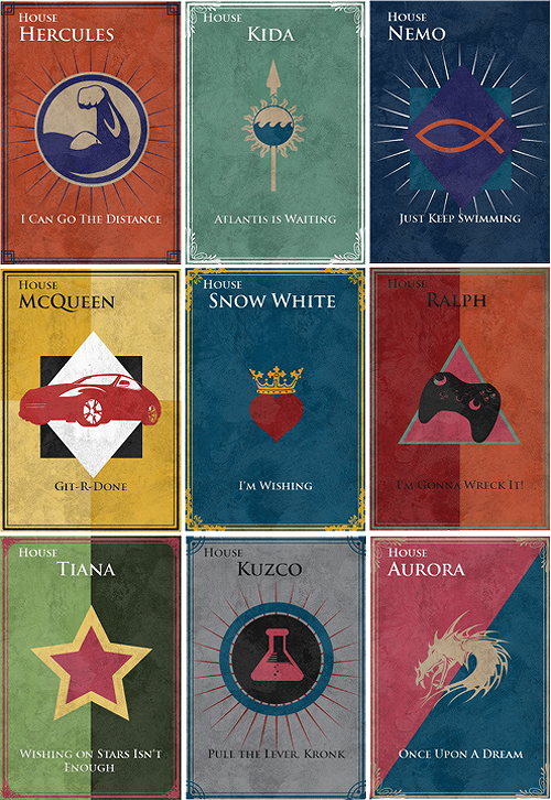 What Are Some Of The Best Game Of Thrones Type Sigils Quora