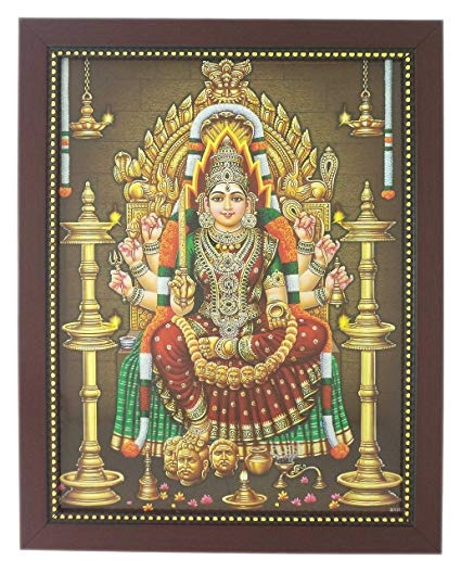Are South Indian deities different from mainstream Hindu