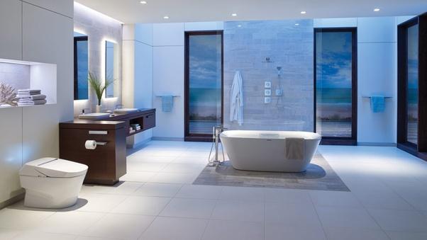What Are The Advantages Of Hiring Contractors For Bathroom - Bathroom installation contractors