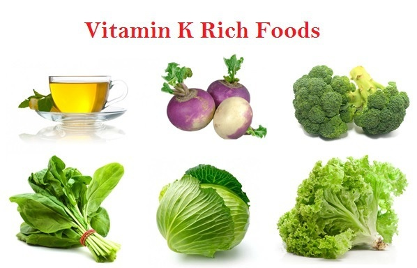 Low Vitamin K Food Recipes