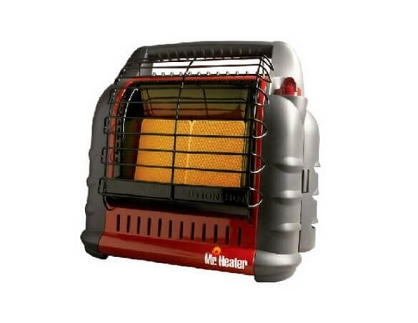 What is the safest way of using propane heater indoors? - Quora