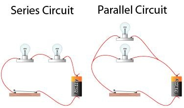 [SCHEMATICS_49CH]  What would a parallel circuit with 3 light bulbs look like? - Quora | Light Bulb Wiring Diagram Parallel |  | Quora