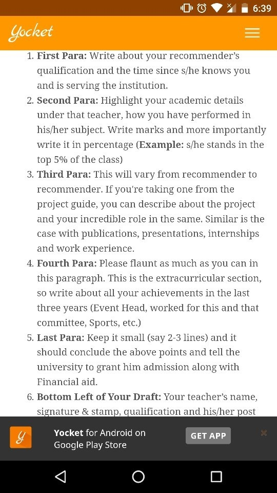 what is the format of a letter of recommendation for the gre quora