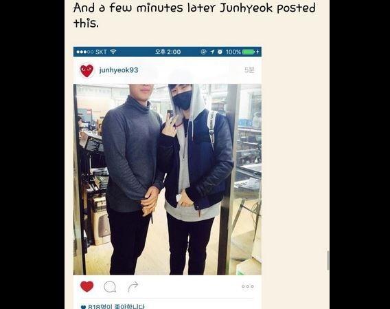 Kpop idols dating fans