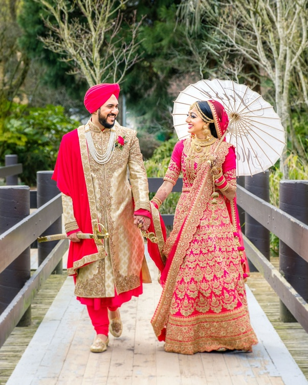 Why Do Brides Wear Garters On Their Wedding Day: How Does A Sikh Groom Dress Up For A Wedding?